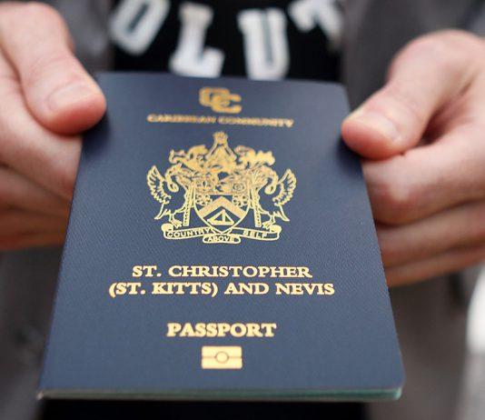 st-kitts-and-st-nevis-passport