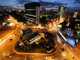 Silicon-Roundabout