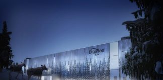 DigiPlex datacentre
