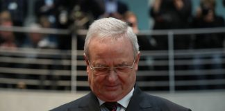 Martin Winterkorn, the former CEO of Volkswagen AG