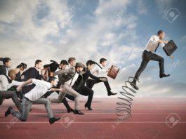 Overcome and achieve success